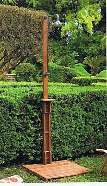 Docce da giardino puntocasa - Doccia da esterno solare ...